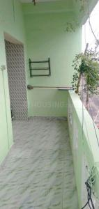 Gallery Cover Image of 500 Sq.ft 1 RK Independent Floor for rent in Perungudi for 9000