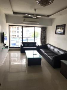 Gallery Cover Image of 1650 Sq.ft 3 BHK Apartment for rent in Blackstone Pioneer Heights, Khar West for 110000