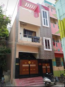 Gallery Cover Image of 500 Sq.ft 1 BHK Independent House for rent in Mogappair for 9500