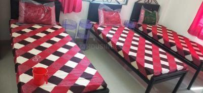 Bedroom Image of R K Ladies PG in Wadgaon Sheri