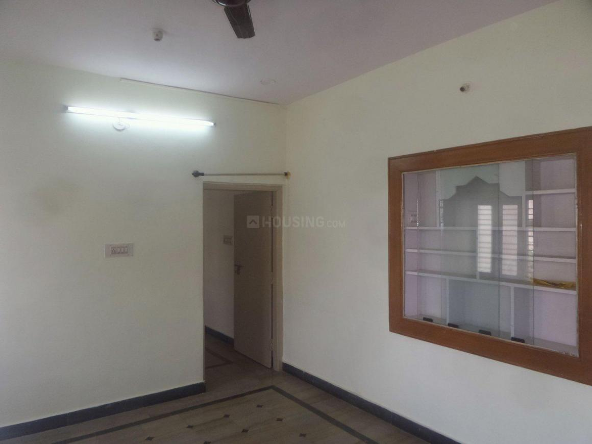 Living Room Image of 500 Sq.ft 1 BHK Independent Floor for rent in Thanisandra for 8000