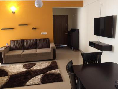 Gallery Cover Image of 1700 Sq.ft 3 BHK Apartment for rent in Wadgaon Sheri for 65000