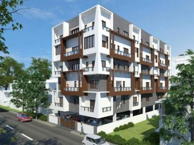 Gallery Cover Image of 2263 Sq.ft 3 BHK Apartment for buy in Basavanagudi for 22600000