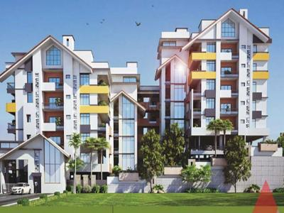 Gallery Cover Image of 2675 Sq.ft 4 BHK Apartment for rent in Madhapur for 48150