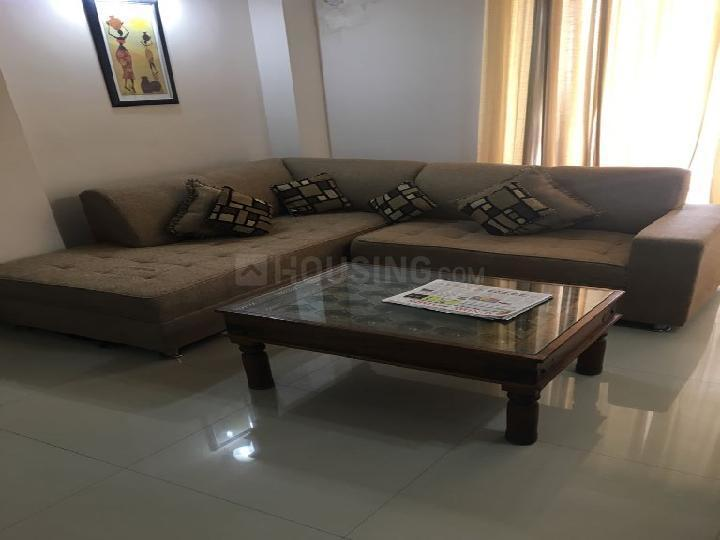 Living Room Image of 1711 Sq.ft 4 BHK Apartment for rent in DLF Phase 3 for 45000
