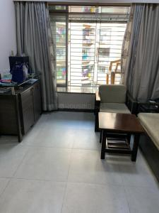 Gallery Cover Image of 675 Sq.ft 1 BHK Apartment for rent in Gaurav Shweta Residency, Mira Road East for 14500