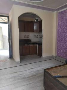 Gallery Cover Image of 350 Sq.ft 1 RK Independent Floor for buy in New Ashok Nagar for 750000