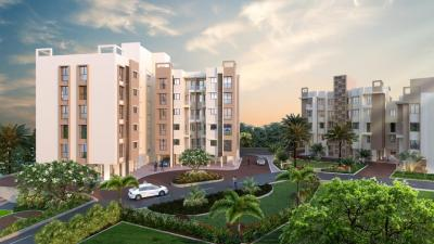 Gallery Cover Image of 758 Sq.ft 2 BHK Apartment for buy in Akurli for 5842000