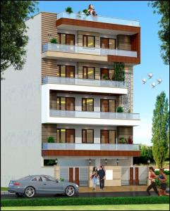 Gallery Cover Image of 1900 Sq.ft 3 BHK Independent House for buy in Sharma Builder Floor-4, Sector 42 for 7300000