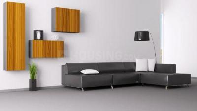 Gallery Cover Image of 623 Sq.ft 1 BHK Apartment for rent in Saket Paradise, Kalyan West for 9000