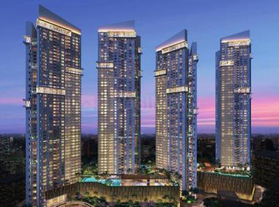 Gallery Cover Image of 1325 Sq.ft 2 BHK Apartment for buy in Sheth Auris Serenity Tower 3, Malad West for 19900000