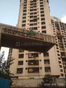 Gallery Cover Image of 1250 Sq.ft 3 BHK Apartment for rent in Ashish Swapnalok Towers , Malad East for 70000