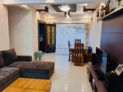 Gallery Cover Image of 1280 Sq.ft 2 BHK Apartment for rent in Akshayanagar for 17000