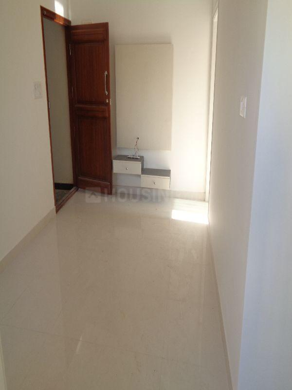 Living Room Image of 400 Sq.ft 1 RK Apartment for rent in Marathahalli for 9000