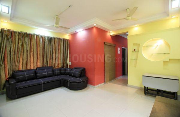 Living Room Image of 1155 Sq.ft 3 BHK Apartment for rent in Mulund West for 42000