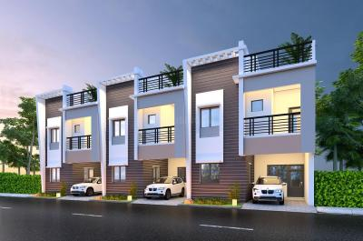 Gallery Cover Image of 1450 Sq.ft 3 BHK Villa for buy in Kolathur for 7200000