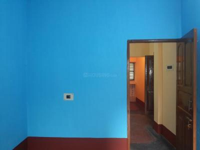 Bedroom One Image of 550 Sq.ft 2 RK Independent House for rent in Baishnabghata Patuli Township for 7000