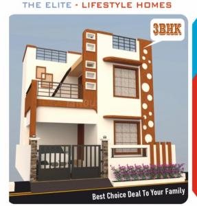 Gallery Cover Image of 1200 Sq.ft 3 BHK Independent House for buy in Vandalur for 6500030