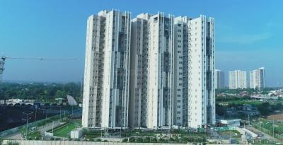 Gallery Cover Image of 1371 Sq.ft 2 BHK Apartment for buy in ASF Isle de Royale, Gwal Pahari for 8200000