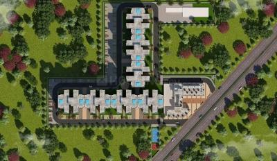 Gallery Cover Image of 1100 Sq.ft 2 BHK Apartment for buy in Pyramid Pride, Sector 76 for 2200000