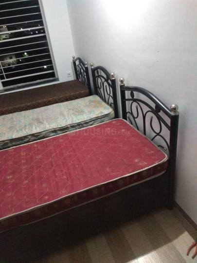 खारघर में किरण पीजी के बेडरूम की तस्वीर