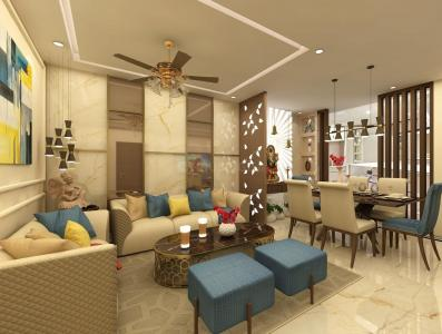 Gallery Cover Image of 1656 Sq.ft 3 BHK Independent Floor for buy in Yojana Vihar RWA, Anand Vihar for 35000000