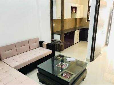 Gallery Cover Image of 900 Sq.ft 1 BHK Apartment for rent in Pigeon Spring Meadows, Noida Extension for 11000
