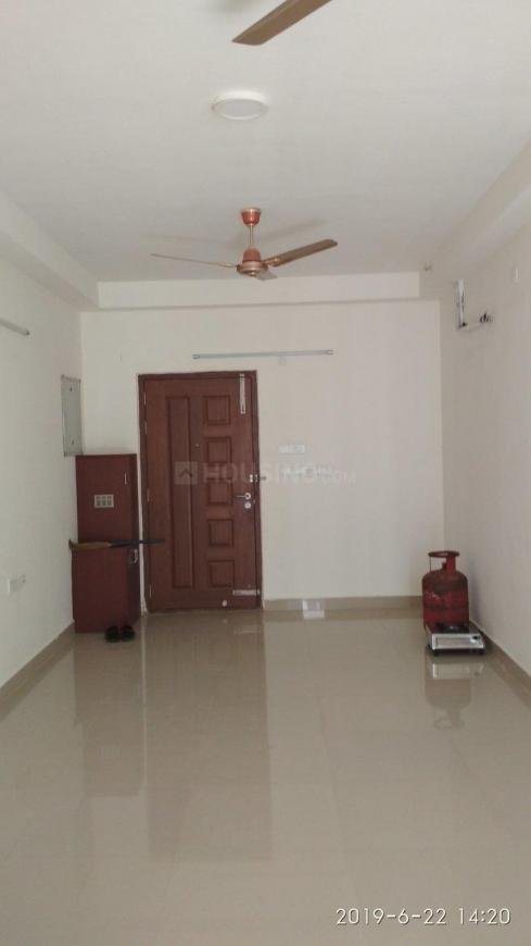 Living Room Image of 1536 Sq.ft 3 BHK Apartment for rent in Mambakkam for 14000