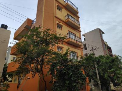 Gallery Cover Image of 700 Sq.ft 1 BHK Independent Floor for rent in R.K. Hegde Nagar for 12000