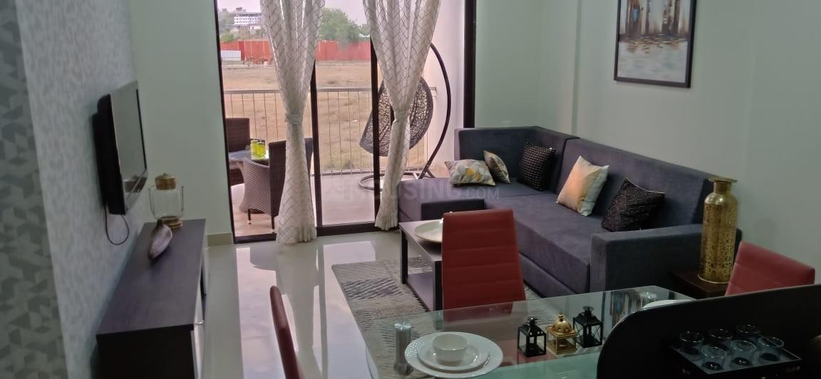 Living Room Image of 750 Sq.ft 2 BHK Apartment for buy in Hingna for 2473500