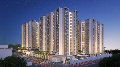 Gallery Cover Image of 690 Sq.ft 1 BHK Apartment for buy in Charms Global City Type A1 Liberty, Ambernath East for 2750000