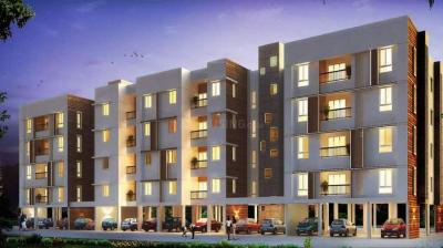 Gallery Cover Image of 580 Sq.ft 1 BHK Apartment for buy in Iyyappanthangal for 4005000