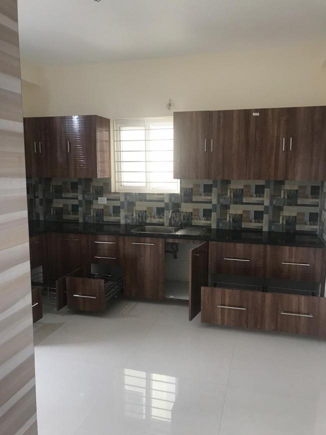 Kitchen Image of 2085 Sq.ft 3 BHK Apartment for rent in Nanakram Guda for 48000
