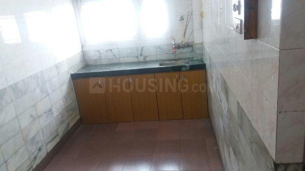Kitchen Image of 650 Sq.ft 1 BHK Apartment for rent in Santacruz West for 35000