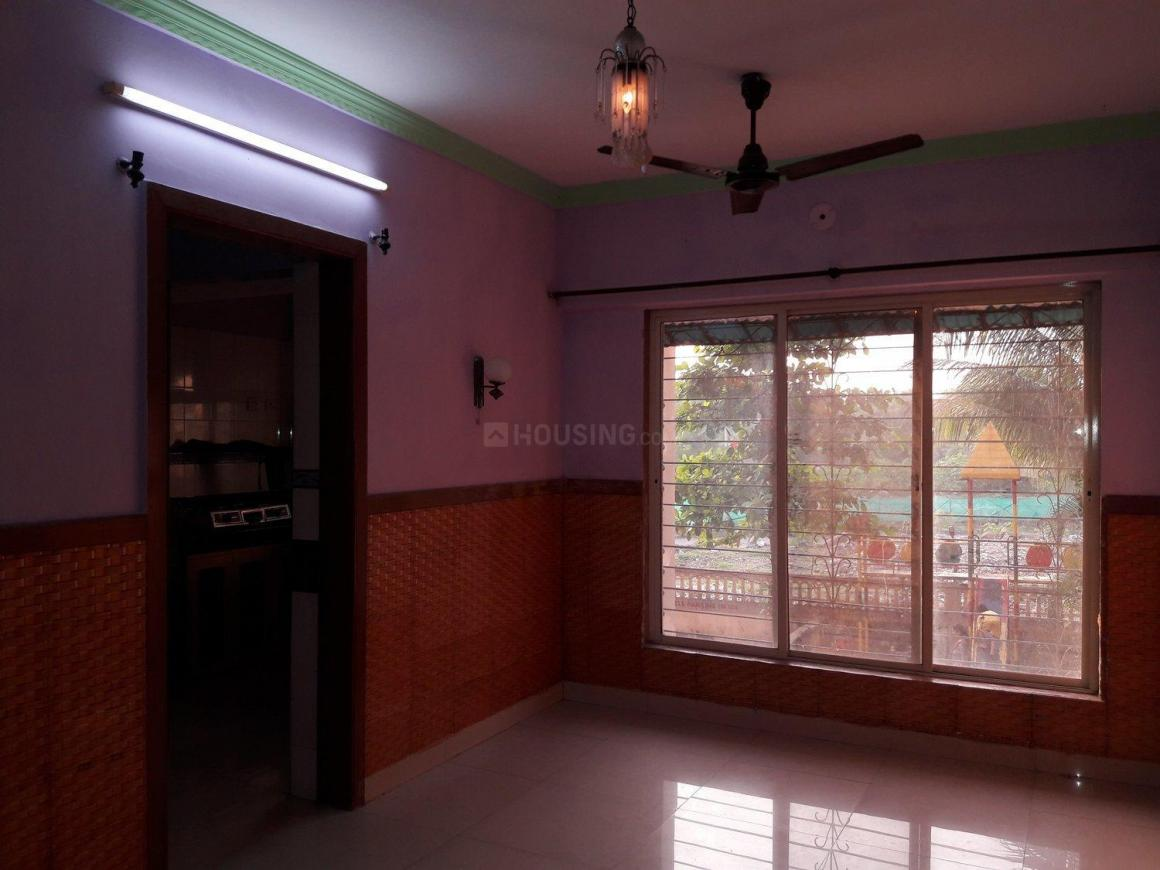 Living Room Image of 555 Sq.ft 1 BHK Apartment for rent in Mira Road East for 12000