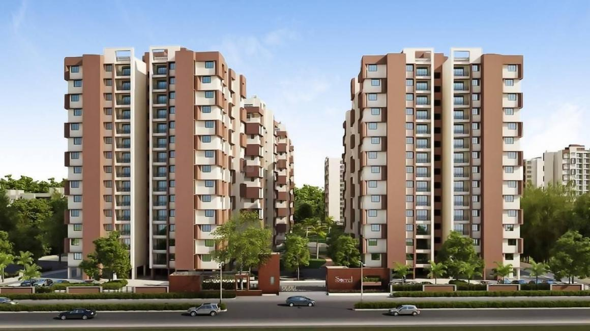 Building Image of 1880 Sq.ft 3 BHK Apartment for buy in Sarkhej- Okaf for 6204000