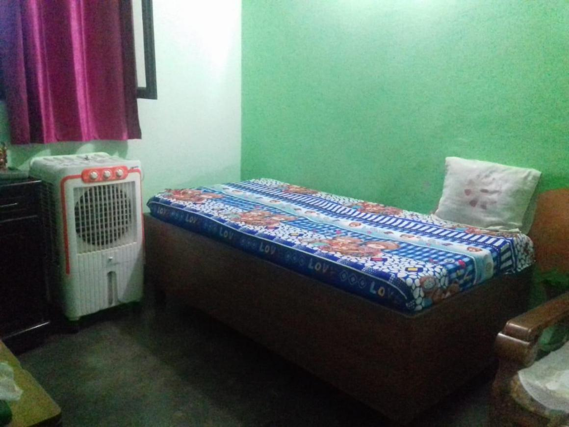 Bedroom One Image of 668 Sq.ft 2 BHK Independent House for buy in Aya Nagar for 2900000