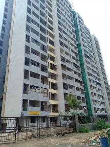 Gallery Cover Image of 700 Sq.ft 2 BHK Apartment for rent in Ravi Gaurav Aster, Mira Road East for 13000