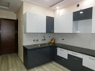 Kitchen Image of Ashirwaad PG in Adarsh Nagar
