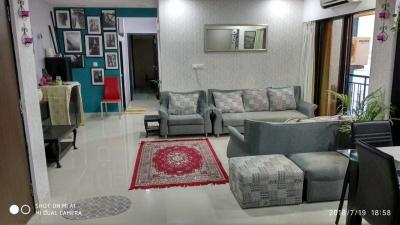 Gallery Cover Image of 1150 Sq.ft 2 BHK Apartment for rent in Kharghar for 24000