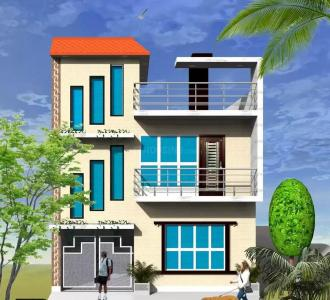 Gallery Cover Image of 1350 Sq.ft 3 BHK Villa for buy in Mangalam Villas, Devla for 3500000