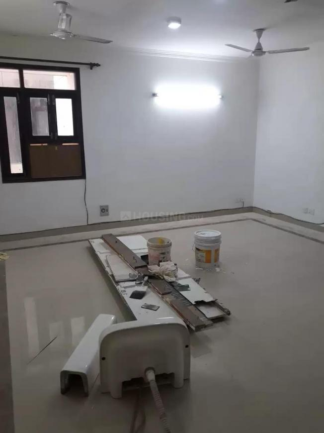 Living Room Image of 1850 Sq.ft 3 BHK Apartment for rent in Sector 12 Dwarka for 34000