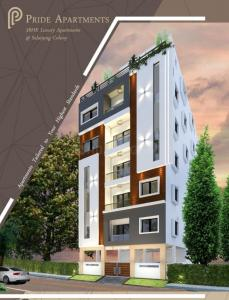 Gallery Cover Image of 1083 Sq.ft 3 BHK Apartment for buy in Toli Chowki for 5600000