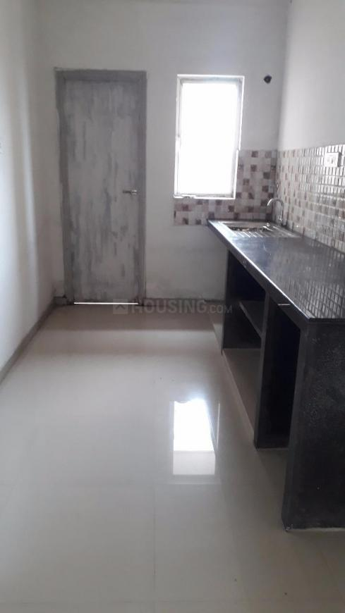 Kitchen Image of 1300 Sq.ft 3 BHK Apartment for rent in Kasba for 25000