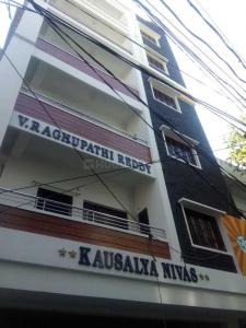 Gallery Cover Image of 1200 Sq.ft 2 BHK Apartment for rent in Kachiguda for 22050