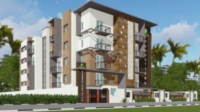 Gallery Cover Image of 1123 Sq.ft 2 BHK Apartment for buy in Foundations Dhiya, Somanatha Nagar for 5053000