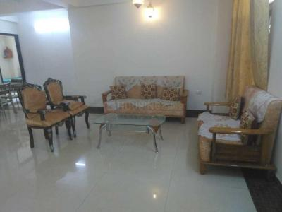 Gallery Cover Image of 2200 Sq.ft 3 BHK Apartment for rent in Jakhan for 23000