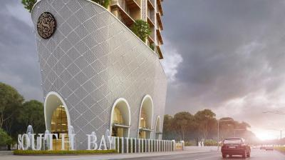 Gallery Cover Image of 2500 Sq.ft 3 BHK Apartment for buy in Mesacon The South Bay, Gamdevi for 180000000