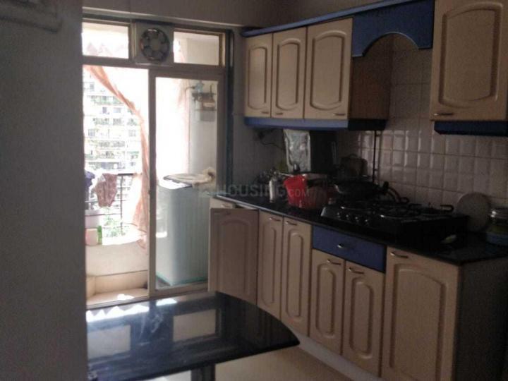 पवई में चौधरी एंटरप्राइजेज के किचन की तस्वीर