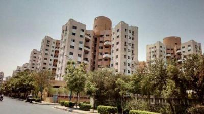 Gallery Cover Image of 1550 Sq.ft 3 BHK Apartment for buy in Magarpatta Jasminium, Magarpatta City for 12500000